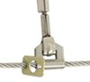 Tire Chains TC2045 - Steel Rollers Over Steel - Titan Chain