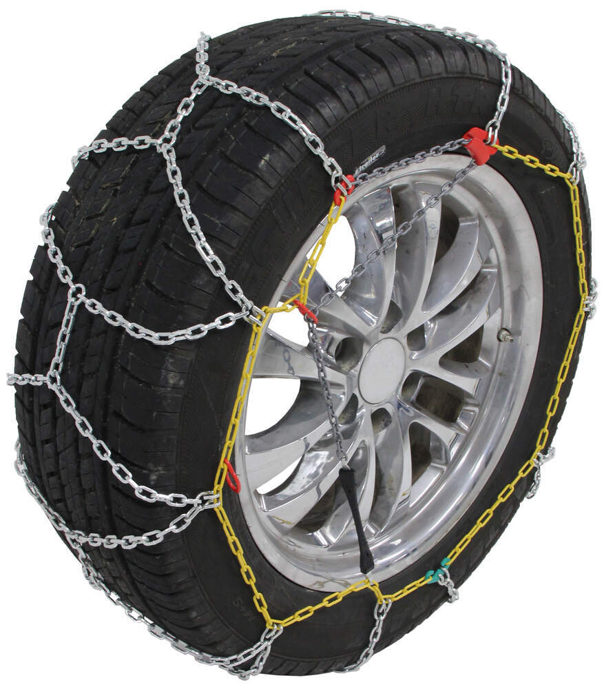 Titan V-Bar Tire Chains CAM Type Ice or Snow Covered Roads 5.5mm 245//75-16