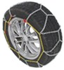 Titan Chain Alloy Snow Tire Chains - Diamond Pattern - Square Link - 1 Pair Class S Compatible TC2335