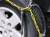 Tire Chains TC2526 - On Road Only - Titan Chain on 2017 Jeep Wrangler Unlimited
