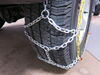 TC2526 - Assisted Titan Chain Tire Chains on 2017 Jeep Wrangler Unlimited