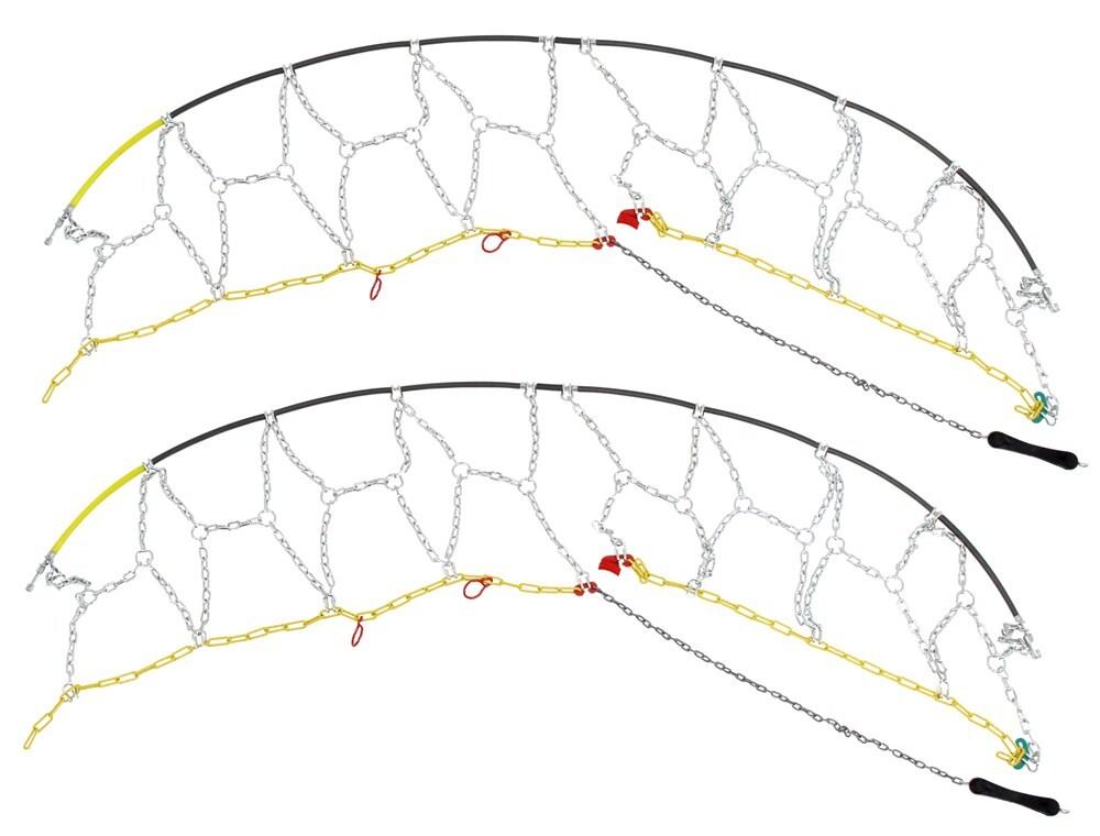 TC2524 - No Rim Protection Titan Chain Tire Chains