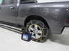 Tire Chains TC2533 - Steel Square Link - Titan Chain on 2016 Ram 1500