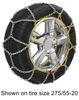 TC2533 - No Rim Protection Titan Chain Tire Chains