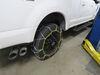 TC2536 - Drape Over Tire - Make Connections Titan Chain Tire Chains on 2019 Ford F-350 Super Duty