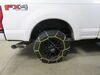 Tire Chains TC2536 - Assisted - Titan Chain on 2019 Ford F-350 Super Duty