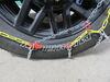 Titan Chain Tire Chains - TC2536 on 2019 Ford F-350 Super Duty
