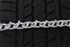 Titan Chain Snow Tire Chains - Ladder Pattern - V-Bar Links - 1 Pair Not Class S Compatible TC2828