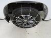 Titan Chain Class S Compatible Tire Chains - TC3029 on 2020 Chevrolet Silverado 1500