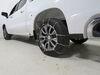 Titan Chain Tire Chains - TC3029 on 2020 Chevrolet Silverado 1500