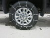 2020 chevrolet silverado 3500 tire chains titan chain cables on road only cable snow - ladder pattern steel rollers 1 pair