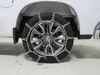 TC3229 - No Rim Protection Titan Chain Tire Chains on 2020 Chevrolet Silverado 1500