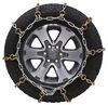 Titan Chain Snow Tire Chains for Wide Base Tires - Ladder Pattern - Square Link - 1 Pair On Road or Off Road TC3229S