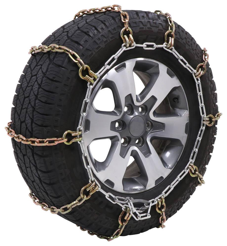 Titan Chain Steel Square Link Tire Chains - TC3229S