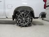 Titan Chain On Road Only Tire Chains - TC3829CAM on 2020 Chevrolet Silverado 1500