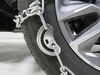 Titan Chain No Rim Protection Tire Chains - TC3829CAM on 2020 Chevrolet Silverado 1500