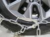 TC3829CAM - Assisted Titan Chain Tire Chains on 2020 Chevrolet Silverado 1500