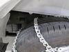 Titan Chain Steel V-Bar Tire Chains - TC3829CAM on 2020 Chevrolet Silverado 1500