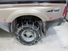 TC4821 - Deep Snow,Ice Titan Chain Tire Chains on 2001 Ford F-250 and F-350 Super Duty