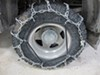 Tire Chains TC4821 - No Rim Protection - Titan Chain on 2001 Ford F-250 and F-350 Super Duty