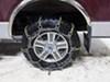 Titan Chain Tire Chains - TCOA1 on 2005 Ford F-150