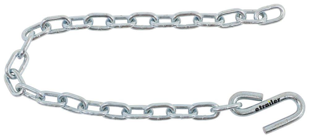 Trailer Safety Chains TCTSCG30-730-03X1 - 5000 lbs GTW - Titan Chain