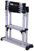 telesteps rv ladders a-frame 375 lbs telescopic ladder - 6' extended height 10' reachable