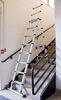 0  rv ladders telesteps a-frame telescoping telescopic ladder - 6' extended height 10' reachable 375 lbs