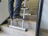 0  rv ladders telesteps telescoping 375 lbs te24fr