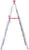telesteps rv ladders folding 250 lbs te27fr