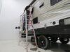 0  rv ladders telesteps a-frame folding ladder - 7' tall 11' reachable height 250 lbs