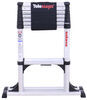 telesteps rv ladders a-frame telescoping telescopic ladder - 8' extended height 12' reachable 375 lbs