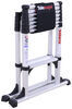 telesteps rv ladders a-frame 375 lbs telescopic ladder - 8' extended height 12' reachable