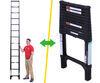 telesteps rv ladders exterior telescoping