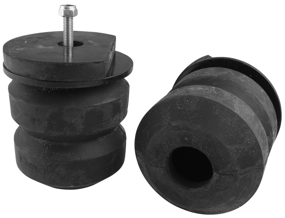 TFEF350 - Jounce-Style Springs Timbren Front Axle Suspension Enhancement