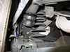 2011 chevrolet suburban vehicle suspension timbren jounce-style springs on a