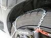 Konig Tire Chains - TH00023102 on 2019 Subaru WRX
