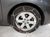 Konig Tire Chains - TH01221070 on 2007 Toyota Prius