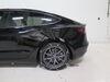 TH01221102 - Steel D-Link Konig Tire Chains on 2020 Tesla Model 3