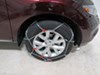 TH01571255 - On Road or Off Road Konig Tire Chains on 2014 Nissan Murano
