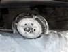 Konig Premium Self-Tensioning Snow Tire Chains - Diamond Pattern - D Link - K-Summit - Size K34 Deep Snow,Ice TH02230K34