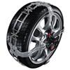 Konig Premium Self-Tensioning Snow Tire Chains - Diamond Pattern - D Link - K-Summit - Size K44 Rim Protection TH02230K44