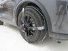 TH02230K56 - Deep Snow,Ice Konig Tire Chains on 2020 Ford Escape