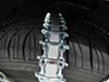 Konig Steel D-Link Tire Chains - TH04115100 on 2013 Hyundai Sonata