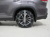 TH04115250 - Drape Over Tire - No Connections Konig Tire Chains on 2019 Toyota Highlander