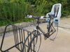 Thule RideAlong Lite Child Bike Seat - Rear - Seat Post Mount - Light Gray Seat Post Mount TH100110
