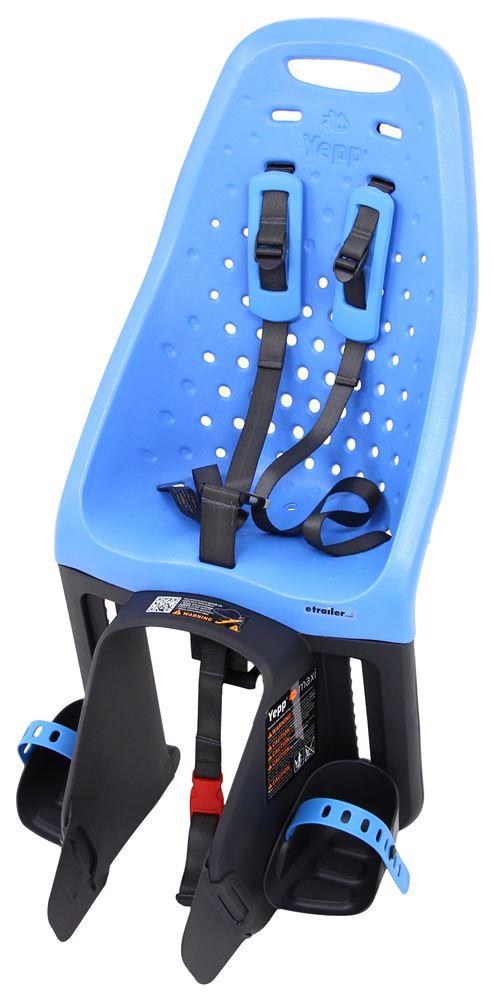blue Easyfit rack mount Thule Yepp Maxi rear seat