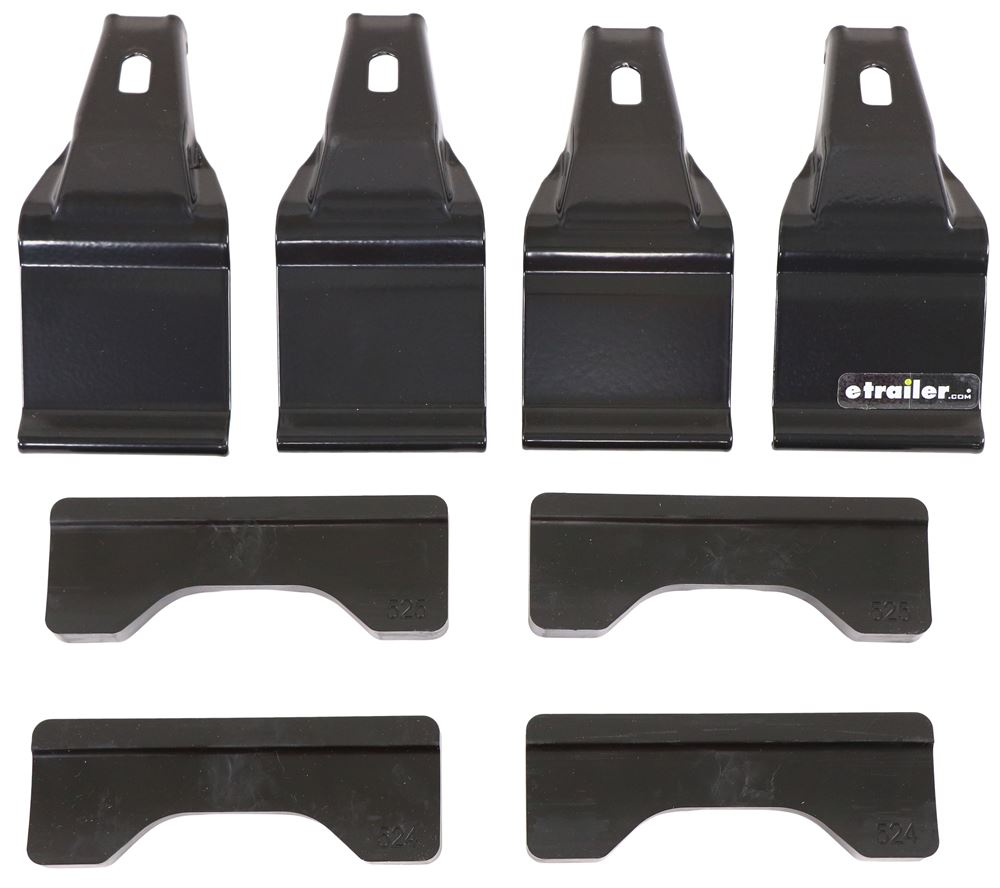 Fit Kit for Thule Evo Clamp Roof Rack Feet - 5160 4 Pack TH145160