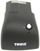 Replacement Endcap for Thule AeroBlade Edge Roof Rack - Flush Fixed - Left Standard TH1500052333