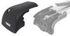 thule accessories and parts roof rack end caps replacement endcap - aeroblade edge flush fixed right